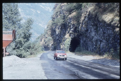 FART Alter Tunnel / Riveo, 1983
