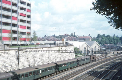 GBS Bern West, 1970