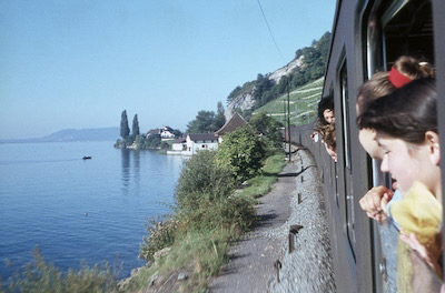 SBB Am Bielersee, 1966