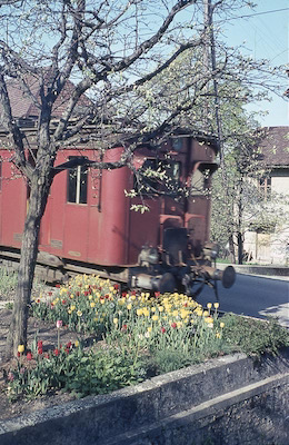 SBB Fe 4/4, Beinwil am See, 1963