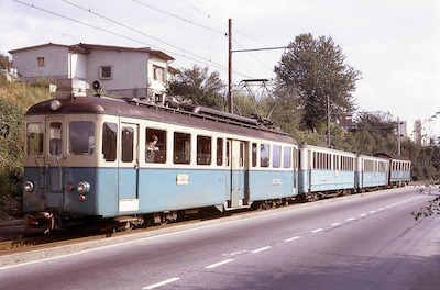 BDB Alte Vierachser, 1968 (Photo: Karl Meyer)