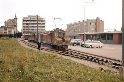 Bahnbilder von Max  Bahnbilder aus der Analogzeit